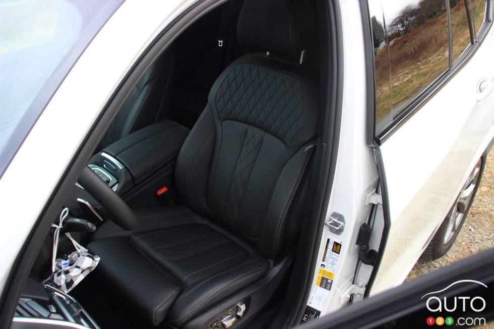 Nous conduisons le BMW X5 xDrive45e PHEV 2021