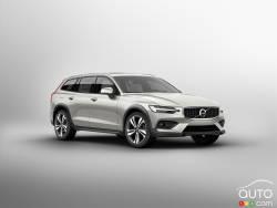 La nouvelle Volvo V60 Cross Country 2019