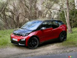 The 2018 BMW i3s bet on sportiness