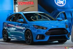 Montreal Auto show 2016 pictures (1 / 2): A resume of the Montreal Auto show in images.