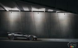 The 2019 Corvette ZR is the fastest, most powerful production Corvette ever.