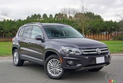 Despite its years the Tiguan has held up very well and it's a well dressed nicely priced compact SUV package.