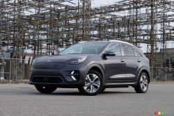 We drive the 2020 Kia Niro EV