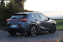 We drive the 2019 Lexus UX 250h