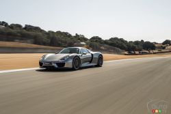 Every so many years, Porsche launches a supercar that serves as a technological gene pool from which future products will draw. Today, the all-new Porsche 918 Spyder has debuted as the latest Stuttgart supercar that'll earn a place in the history books.