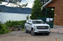 We drive the 2021 Chevrolet Suburban Duramax