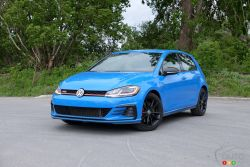 We drive the 2019 Volkswagen Golf GTI