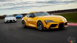 Discover the 2021 Toyota Supra