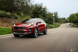 Introducing the new 2020 Kia Sportage