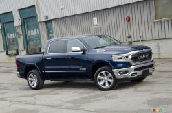 We drive the 2020 Ram 1500 Limited