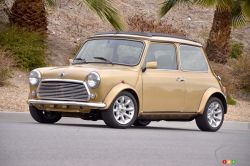 We drive the 1999 MINI Cooper Knightsbridge Edition