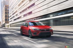 Introducing the 2022 Honda Civic