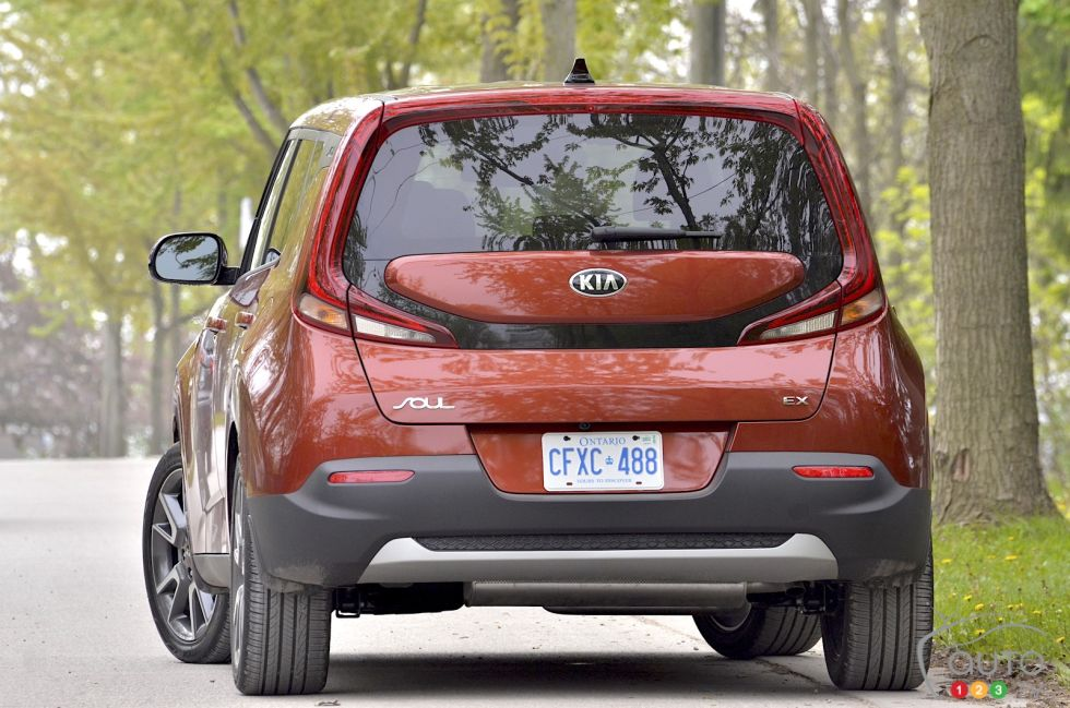 We drive the 2020 Kia Soul