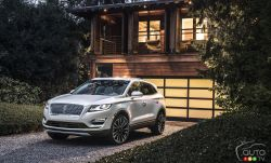 The 2019 Lincoln MKC amps up style to better stand out from the crowd