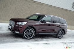We drive the 2020 Lincoln Aviator