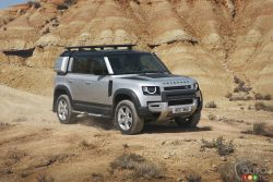 Introducing the 2020 Land Rover Defender