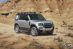 Voici le Land Rover Defender 2020