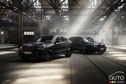 Voici les BMW X5 et X6 Vermilion Edition 2022