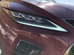 Nous conduisons le Lexus RX 450h 2020