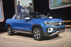 Introducing the Volkswagen Tarok concept