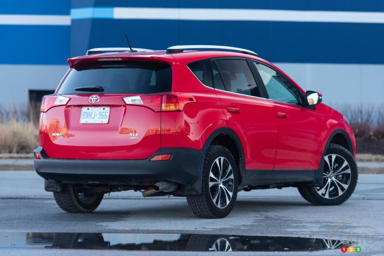 2015 toyota rav4 awd xle 50th anniversary special edition pictures. Black Bedroom Furniture Sets. Home Design Ideas