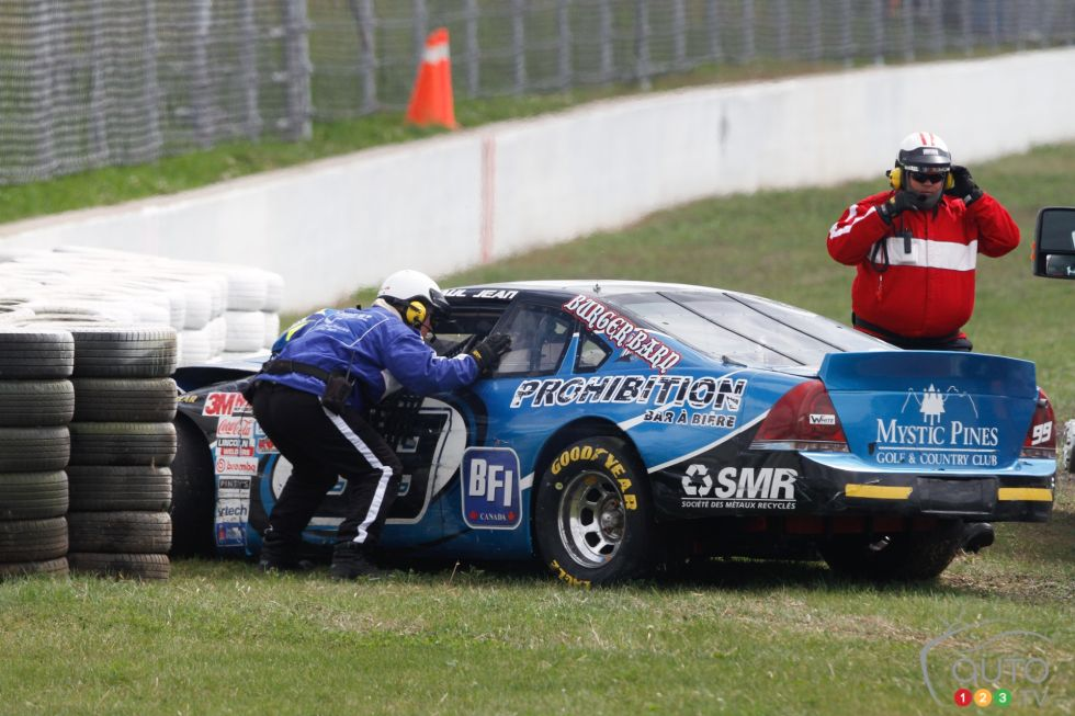 NASCAR Canadian Tires Series Clarington 200 2013 - photos de la