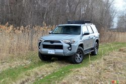 We drive the 2021 Toyota 4Runner Trail