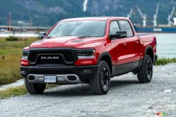 We drive the 2019 Ram 1500 Rebel