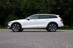 We drive the 2019 Volvo V60 Cross Country