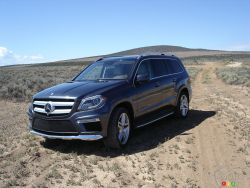Noticeably better - The 2013 Mercedes-Benz GL-Class has a suspension that provides that soft cushy ride on almost any surface, and an engine with enough power to move your vehicle at whatever speed you choose to.