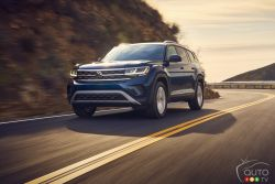 Introducing the 2021 Volkswagen Atlas