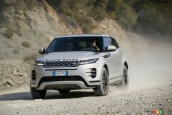 We drive the new 2020 Range Rover Evoque