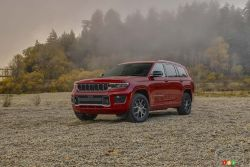 Voici le Jeep Grand Cherokee L 2021