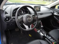 Dashboard (Mazda CX-3)
