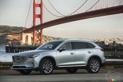 2018 Mazda CX-9: In a higher category