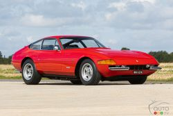 The 1972 Ferrari 365 GTB/4 Daytona
