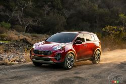 Introducing the new 2020 Sportage