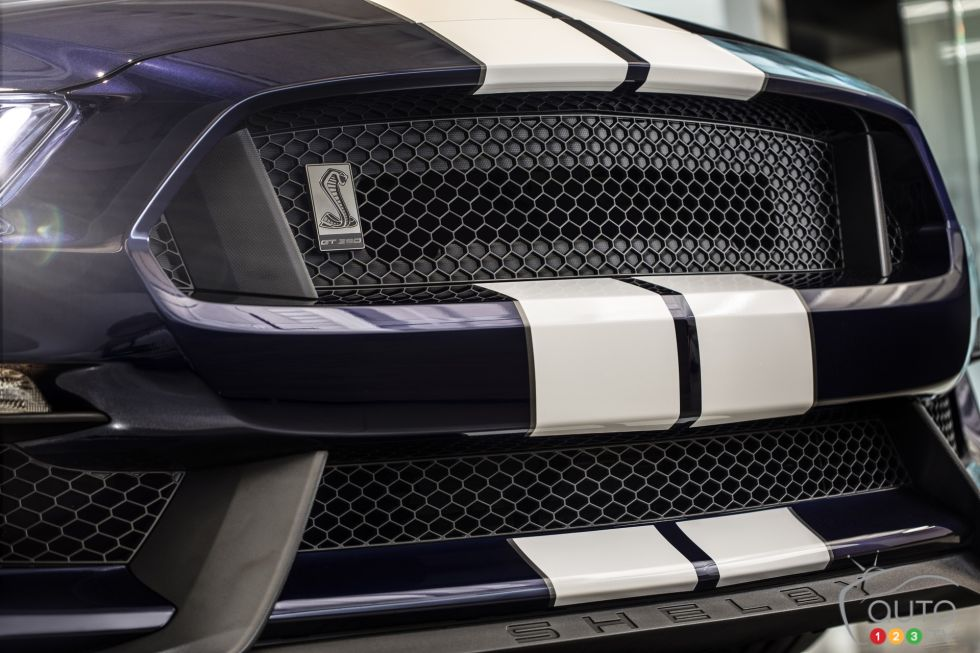 We drive the 2019 Ford Mustang Shelby GT350
