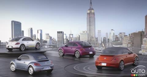 2016 Volkswagen line up