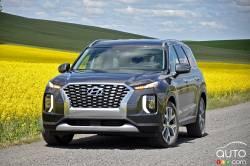 Nous conduisons le Hyundai Palisade 2020