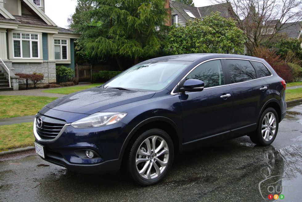 Mazda Cx 9 >> 2013 Mazda CX-9 GT AWD picture on Auto123.tv