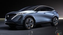 Introducing the Nissan Ariya Concept