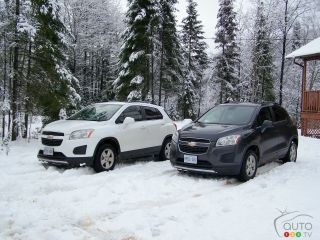 2013 Chevrolet Trax pictures