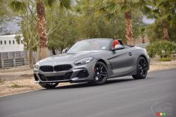 Introducing the new 2019 BMW Z4 sDrive 30i