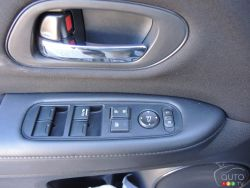 Window and locking features