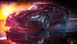 La nouvelle Corvette ZR1 Cabriolet 2019 est la première ZR1 décapotable depuis 1970