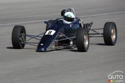 Photos des inscrits en formule 1600 2014: David Graham