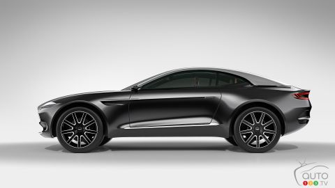 Photos d'Aston Martin Concept DBX
