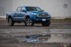 "Toyota's ""cleaned up"" the Tacoma's act and gave it more kit. Could it be that it's easier to live with?"