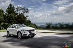 Sharper contours, bolder styling, and performance to match: hallmarks of the all-new BMW X6.